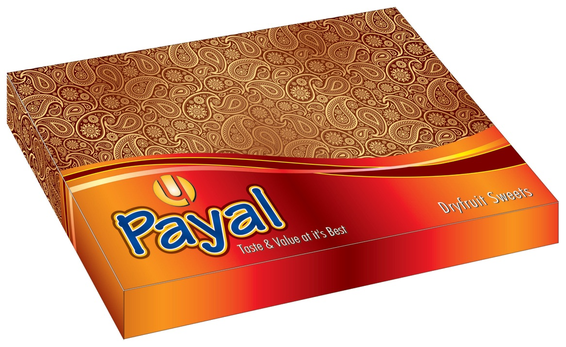 Payal Metalic box